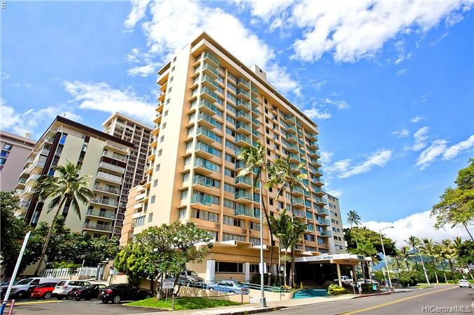 Aloha Surf Hotel condo #1112, Honolulu, Hawaii - photo 1 of 25