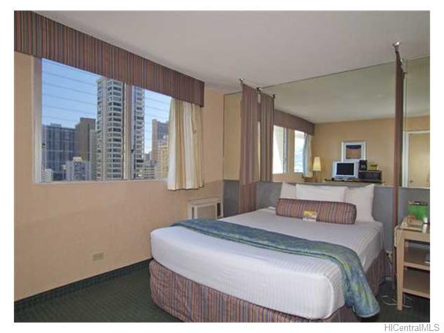 Aloha Surf Hotel condo #1113, Honolulu, Hawaii - photo 1 of 10
