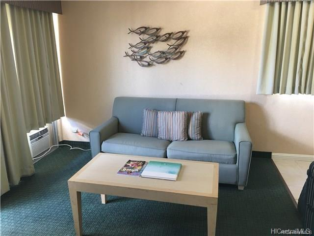 Aloha Surf Hotel condo #1209, Honolulu, Hawaii - photo 1 of 18