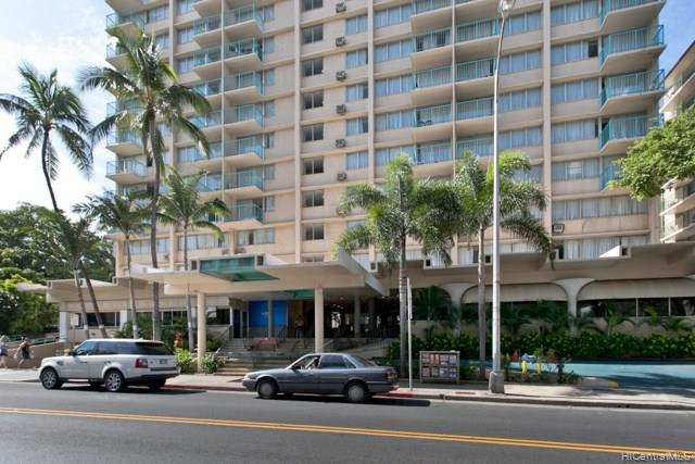 Aloha Surf Hotel condo #1406, Honolulu, Hawaii - photo 1 of 15