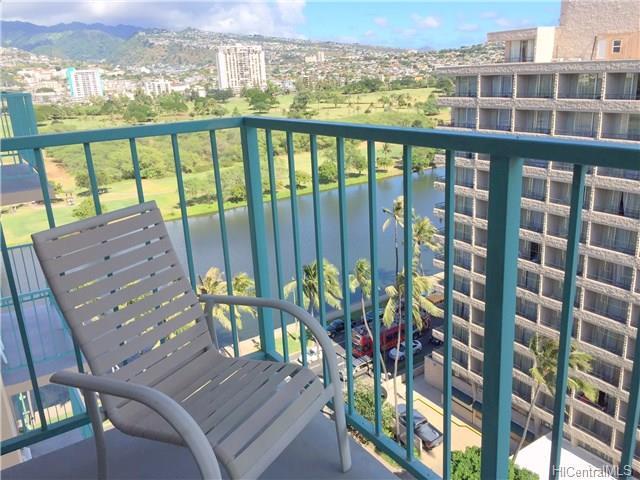 Aloha Surf Hotel condo #1411, Honolulu, Hawaii - photo 1 of 18