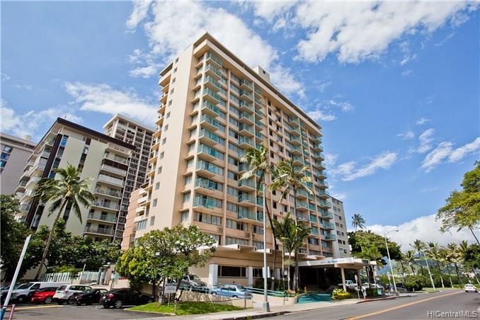 Aloha Surf Hotel condo #1507, Honolulu, Hawaii - photo 1 of 25