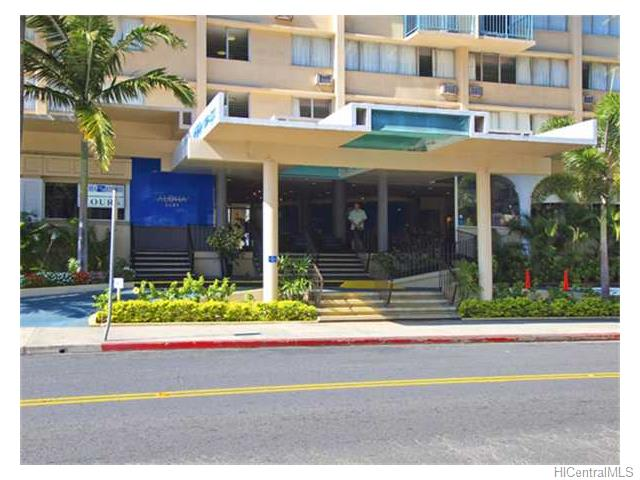 Aloha Surf Hotel condo #206, Honolulu, Hawaii - photo 1 of 6