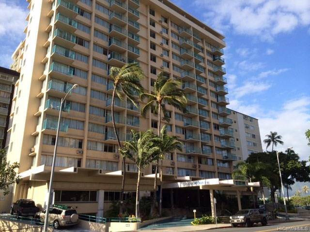 Aloha Surf Hotel condo #319, Honolulu, Hawaii - photo 1 of 12
