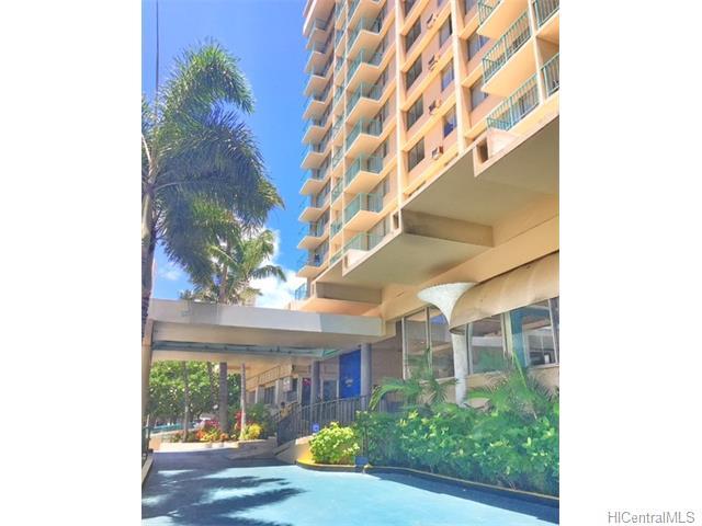 Aloha Surf Hotel condo #603, Honolulu, Hawaii - photo 1 of 19
