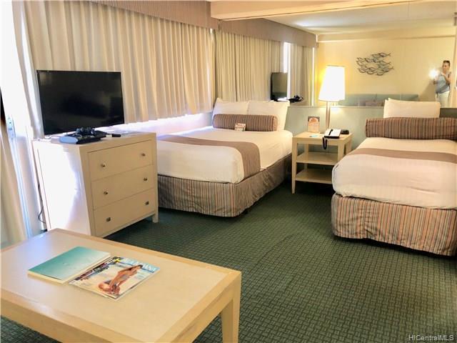 Aloha Surf Hotel condo #608, Honolulu, Hawaii - photo 1 of 13