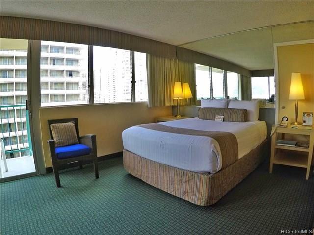 Aloha Surf Hotel condo #610, Honolulu, Hawaii - photo 1 of 13