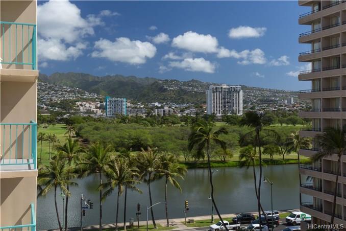 Aloha Surf Hotel condo #700, Honolulu, Hawaii - photo 1 of 11