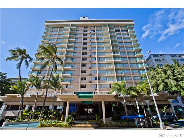 Aloha Surf Hotel condo #912, Honolulu, Hawaii - photo 1 of 25