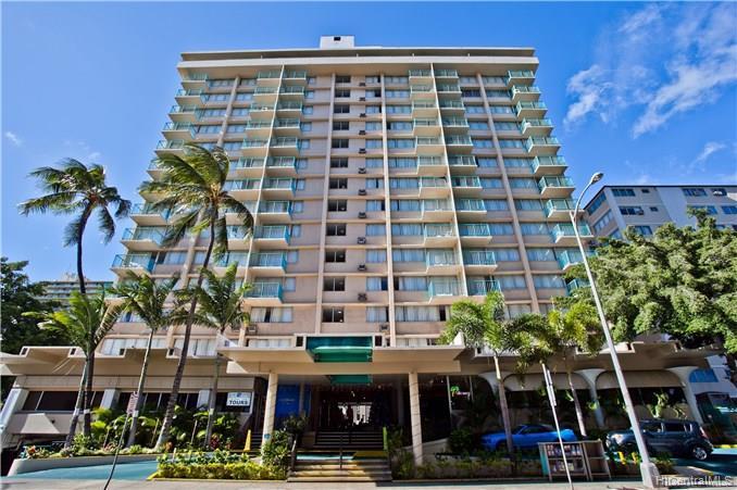 Aloha Surf Hotel condo #PHE (1604), Honolulu, Hawaii - photo 1 of 24