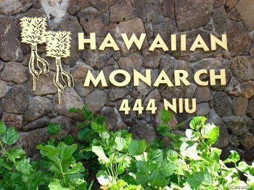 Hawaiian Monarch condo # 2009, Honolulu, Hawaii - photo 10 of 10