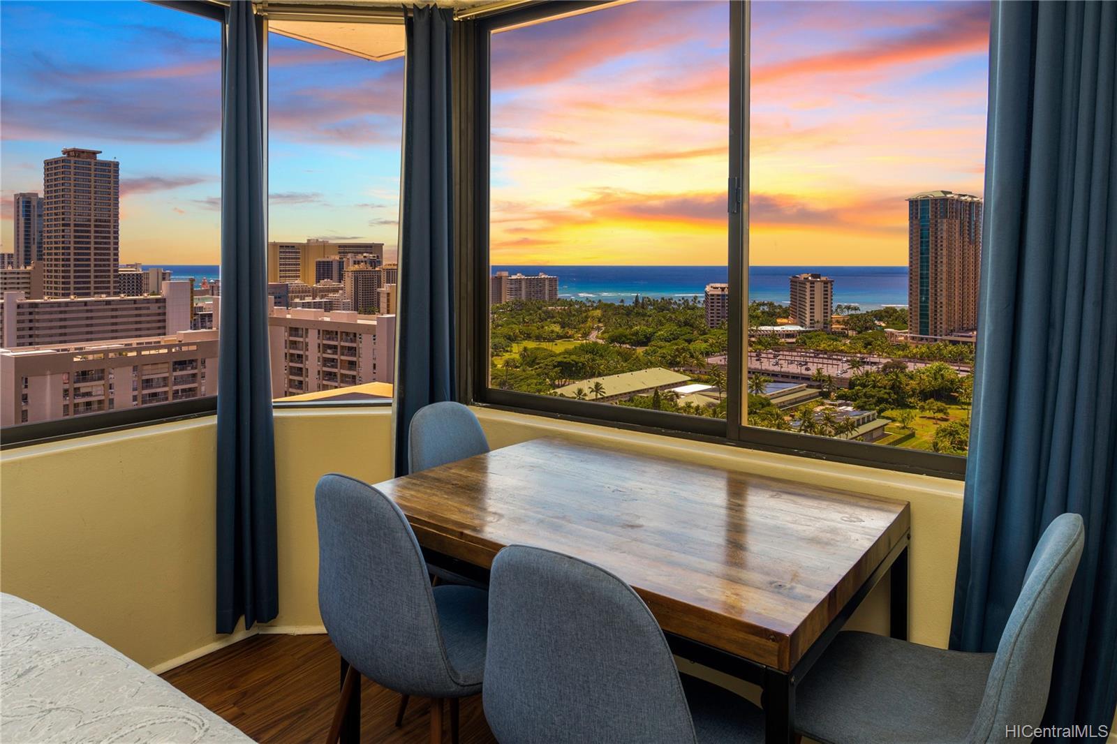Hawaiian Monarch condo # 2703, Honolulu, Hawaii - photo 1 of 24