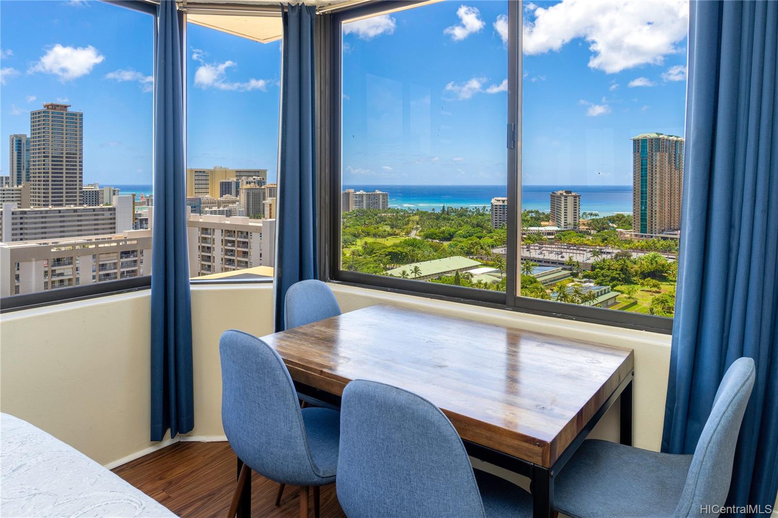 Hawaiian Monarch condo # 2703, Honolulu, Hawaii - photo 2 of 24