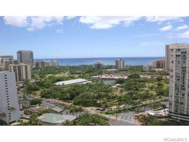 Hawaiian Monarch condo # 2802, Honolulu, Hawaii - photo 7 of 7