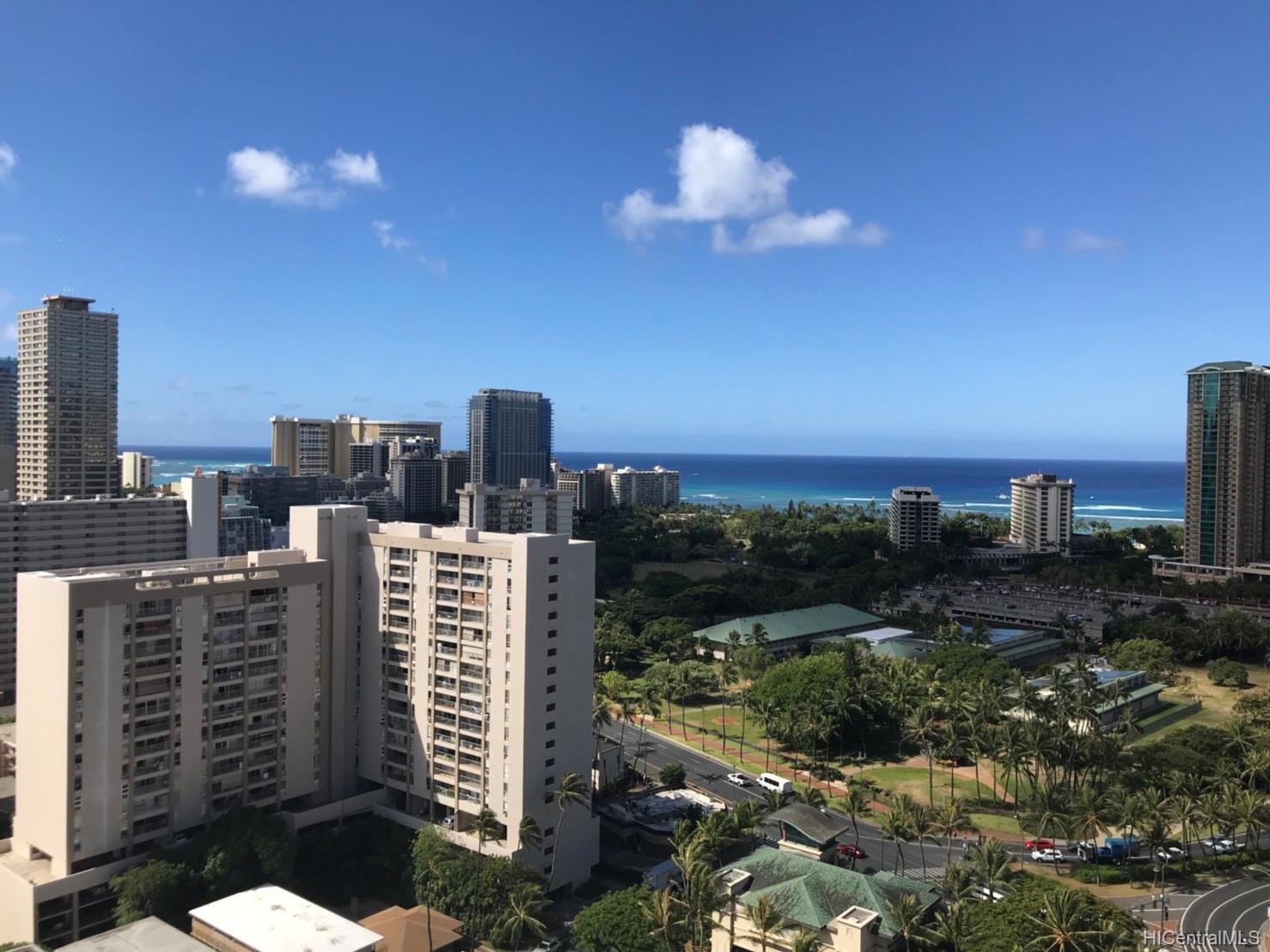 Hawaiian Monarch condo # 2805, Honolulu, Hawaii - photo 2 of 10