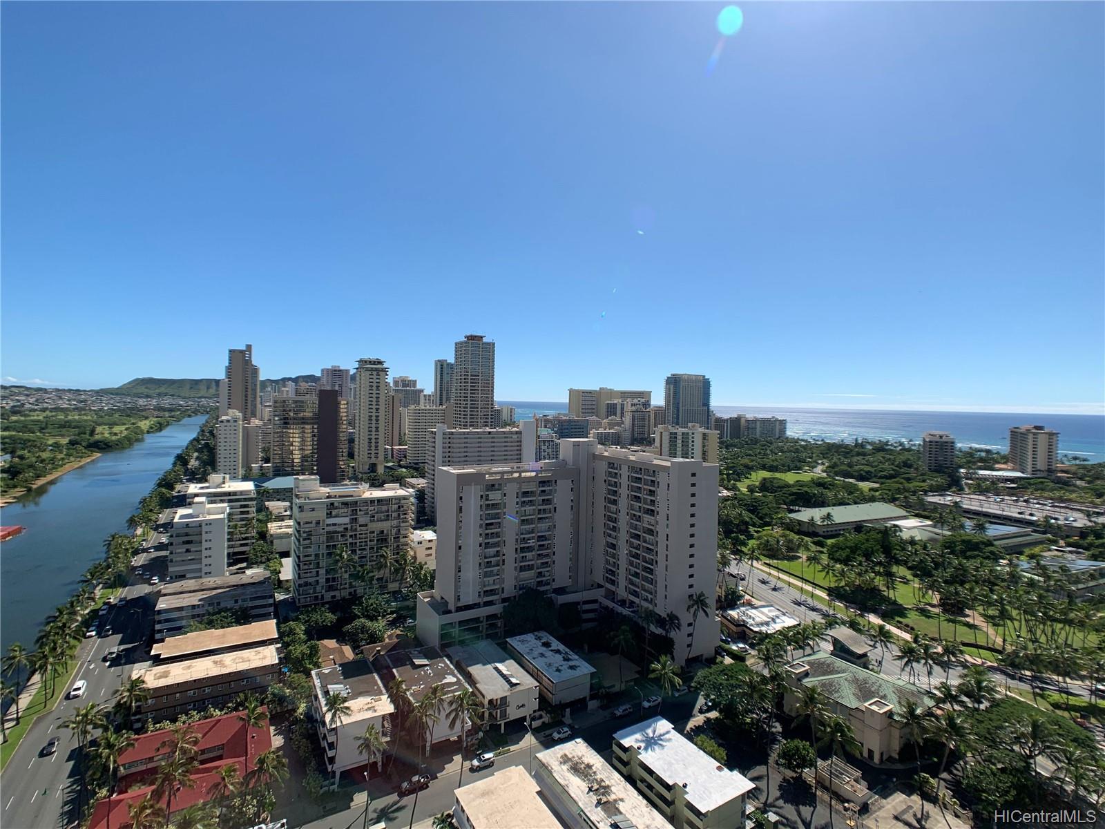 Hawaiian Monarch condo # 3204, Honolulu, Hawaii - photo 1 of 10