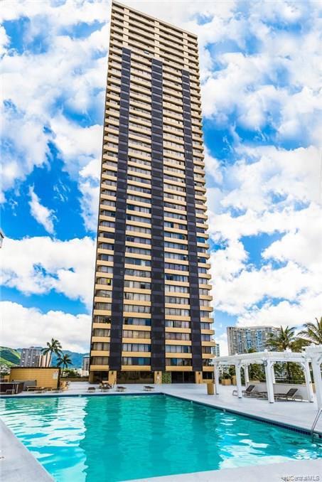 hawaiian monarch condo # 3206, Honolulu, Hawaii - photo 6 of 6