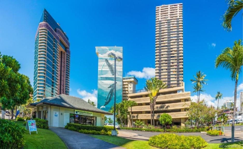 Hawaiian Monarch condo # 709, Honolulu, Hawaii - photo 9 of 10