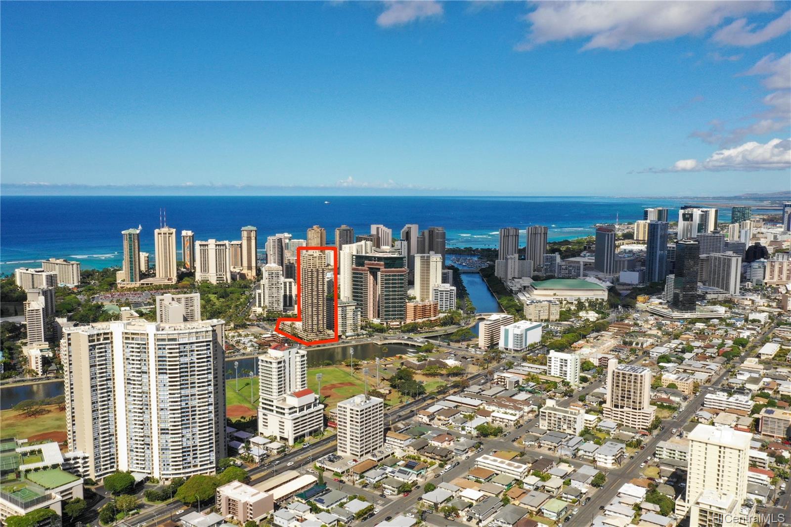 Hawaiian Monarch condo # 710, Honolulu, Hawaii - photo 19 of 20