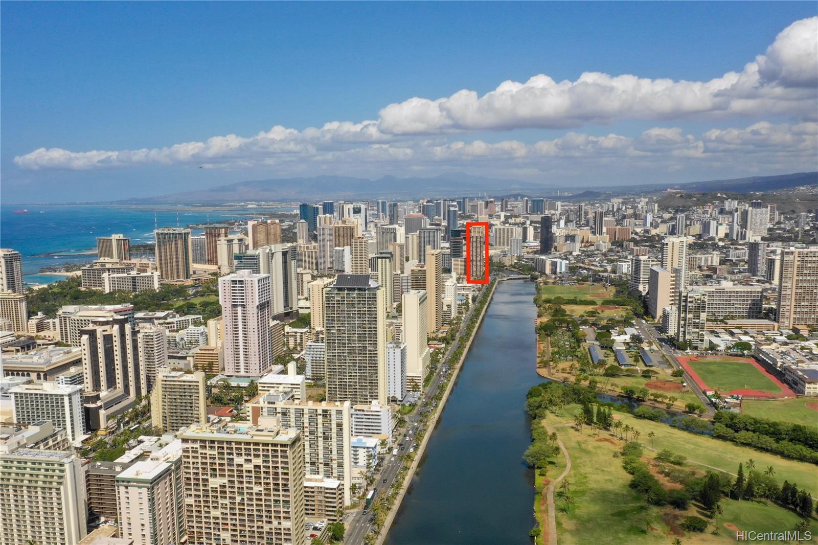 Hawaiian Monarch condo # 710, Honolulu, Hawaii - photo 20 of 20