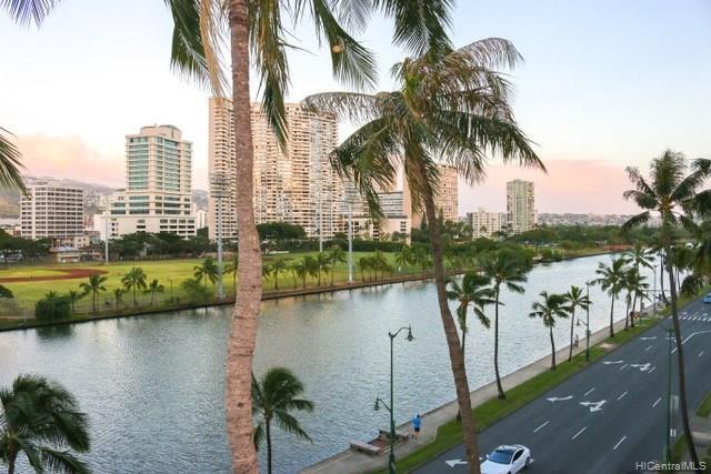 Hawaiian Monarch condo # 713, Honolulu, Hawaii - photo 8 of 12