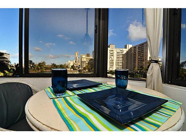 Hawaiian Monarch condo # 806, Honolulu, Hawaii - photo 2 of 8