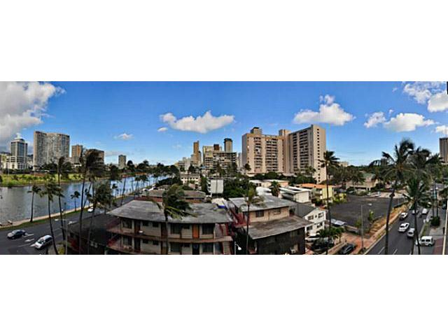 Hawaiian Monarch condo # 806, Honolulu, Hawaii - photo 6 of 8