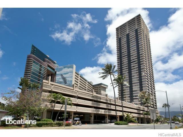 Hawaiian Monarch condo # 813, Honolulu, Hawaii - photo 1 of 15