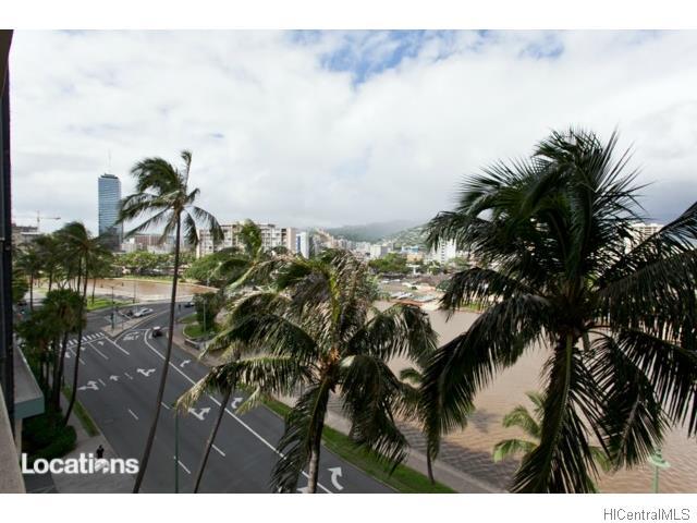 Hawaiian Monarch condo # 813, Honolulu, Hawaii - photo 8 of 15