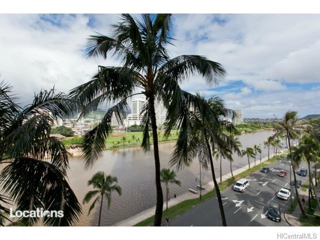 Hawaiian Monarch condo # 813, Honolulu, Hawaii - photo 9 of 15