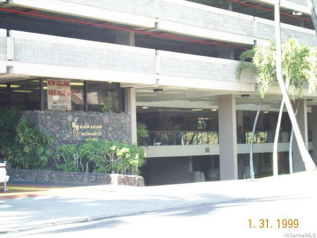 Hawaiian Monarch condo # 901, Honolulu, Hawaii - photo 1 of 9