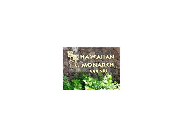 Hawaiian Monarch condo # 902, Honolulu, Hawaii - photo 6 of 6