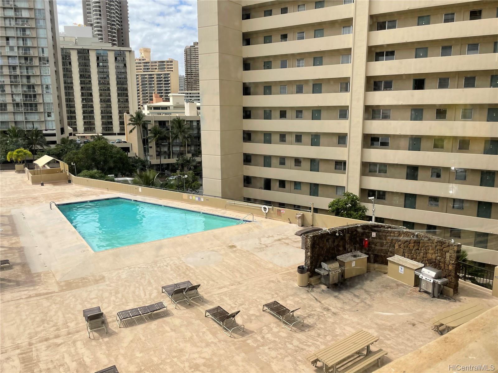 Hawaiian Monarch condo # 904, Honolulu, Hawaii - photo 9 of 11