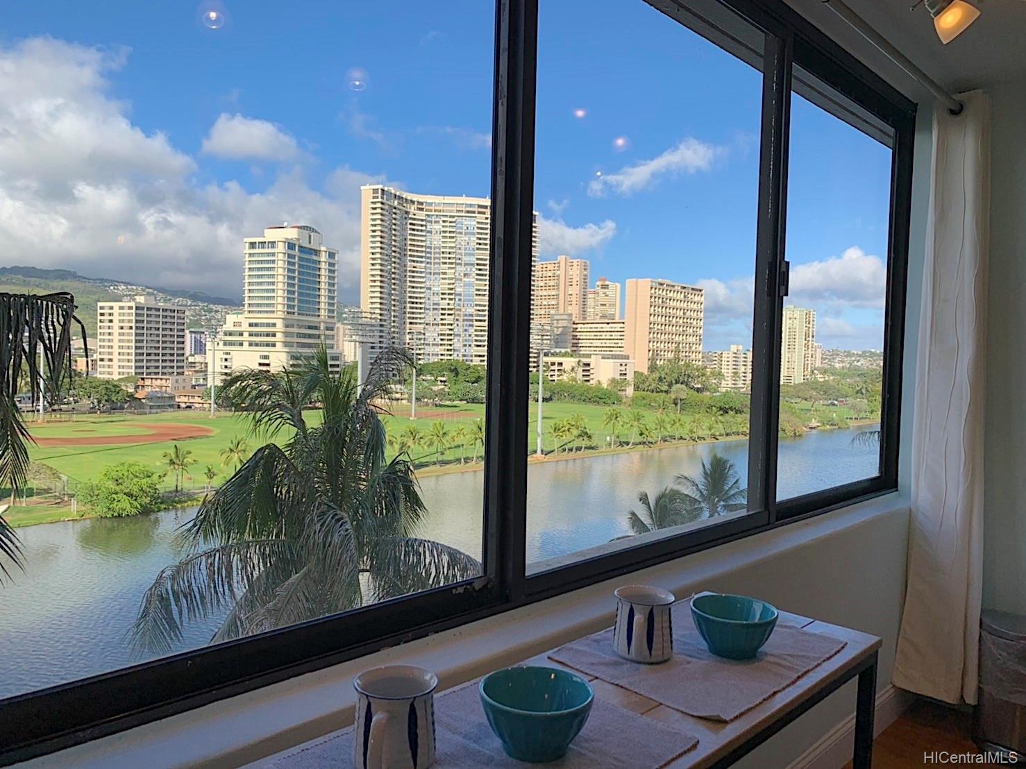 Hawaiian Monarch condo # 912, Honolulu, Hawaii - photo 2 of 8