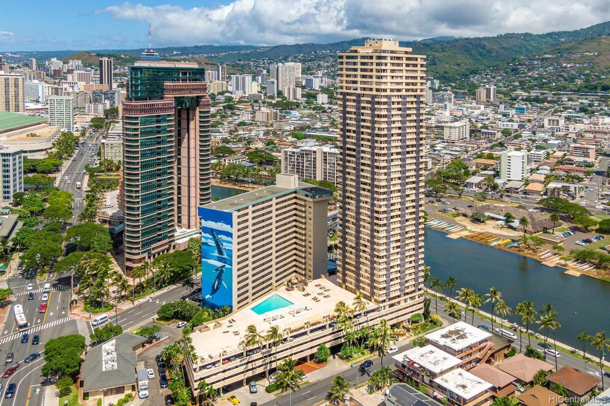Hawaiian Monarch condo # PH303, Honolulu, Hawaii - photo 24 of 24