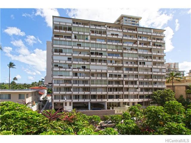 Rosalei Ltd condo # 1011, Honolulu, Hawaii - photo 8 of 12