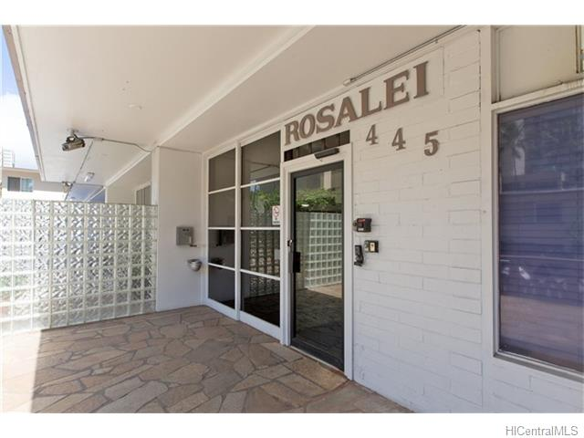 Rosalei Ltd condo # 1011, Honolulu, Hawaii - photo 9 of 12