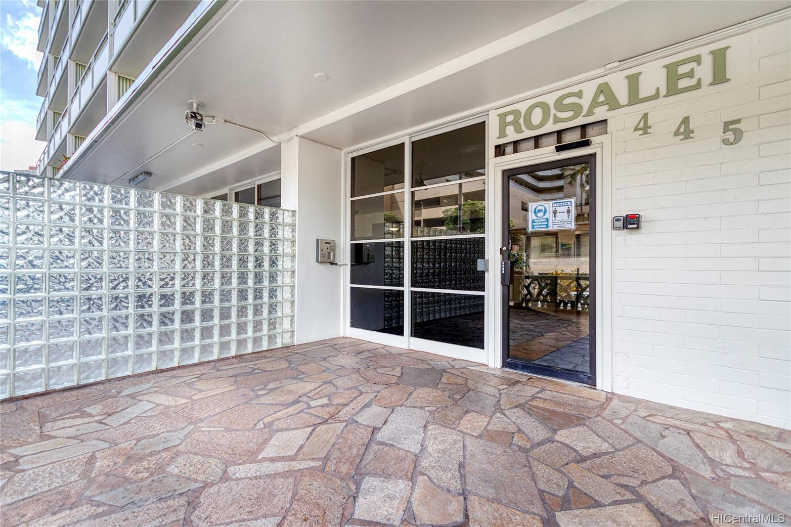 Rosalei Ltd condo # 414, Honolulu, Hawaii - photo 15 of 20
