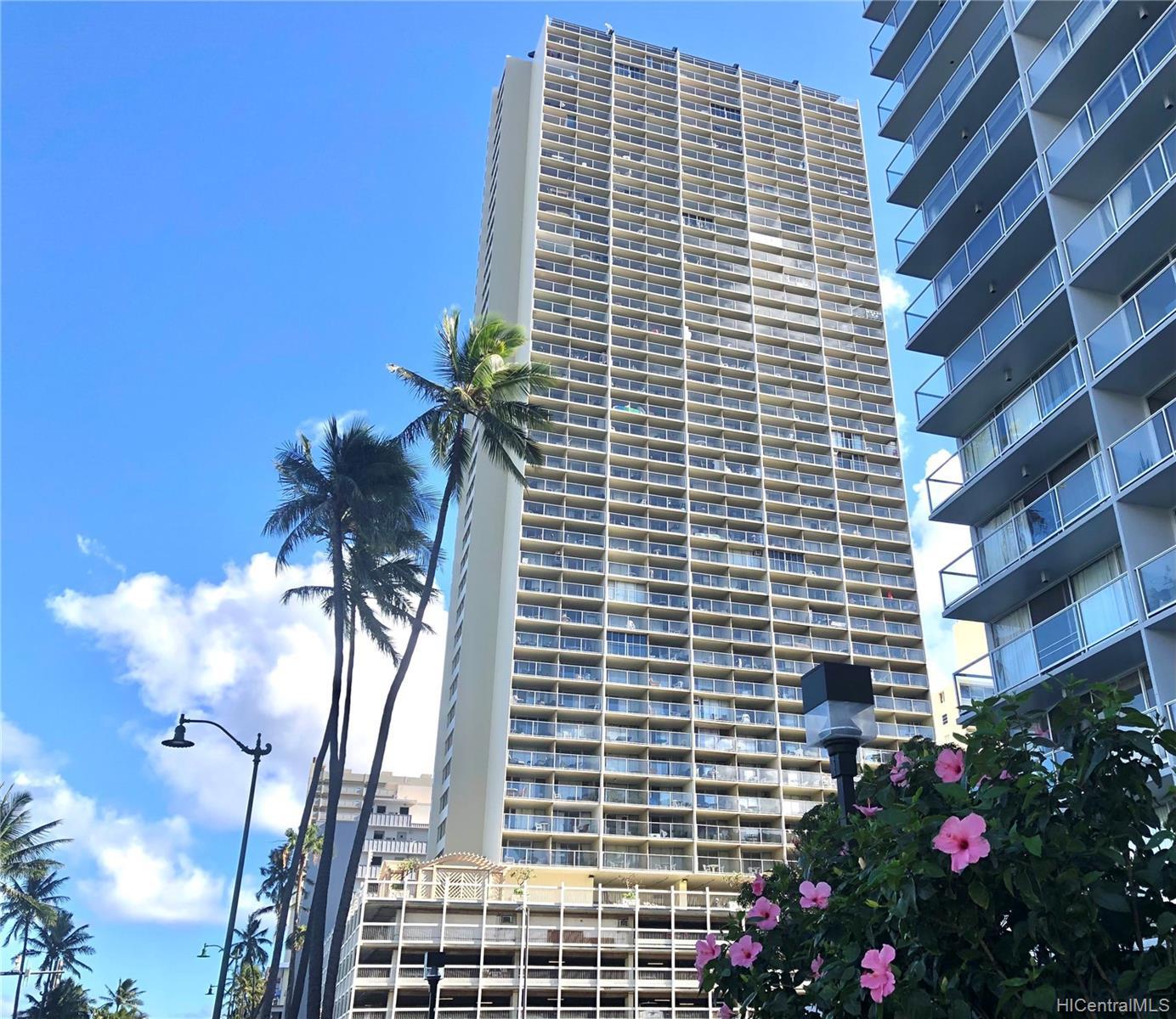 Island Colony condo # 1514, Honolulu, Hawaii - photo 11 of 12
