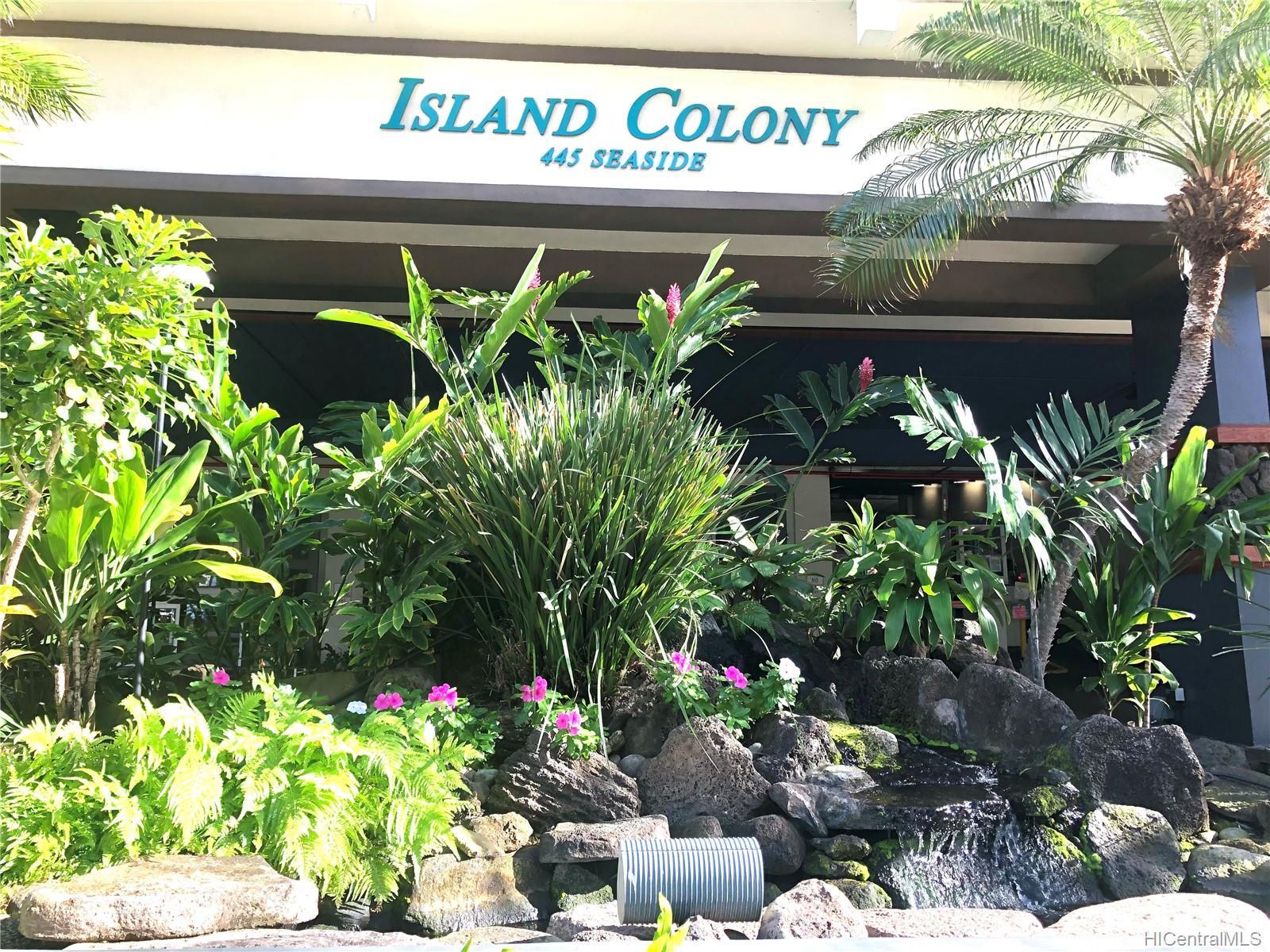 Island Colony condo # 1514, Honolulu, Hawaii - photo 12 of 12