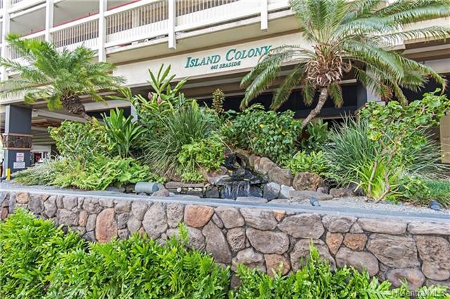 Island Colony condo # 4307, Honolulu, Hawaii - photo 22 of 23