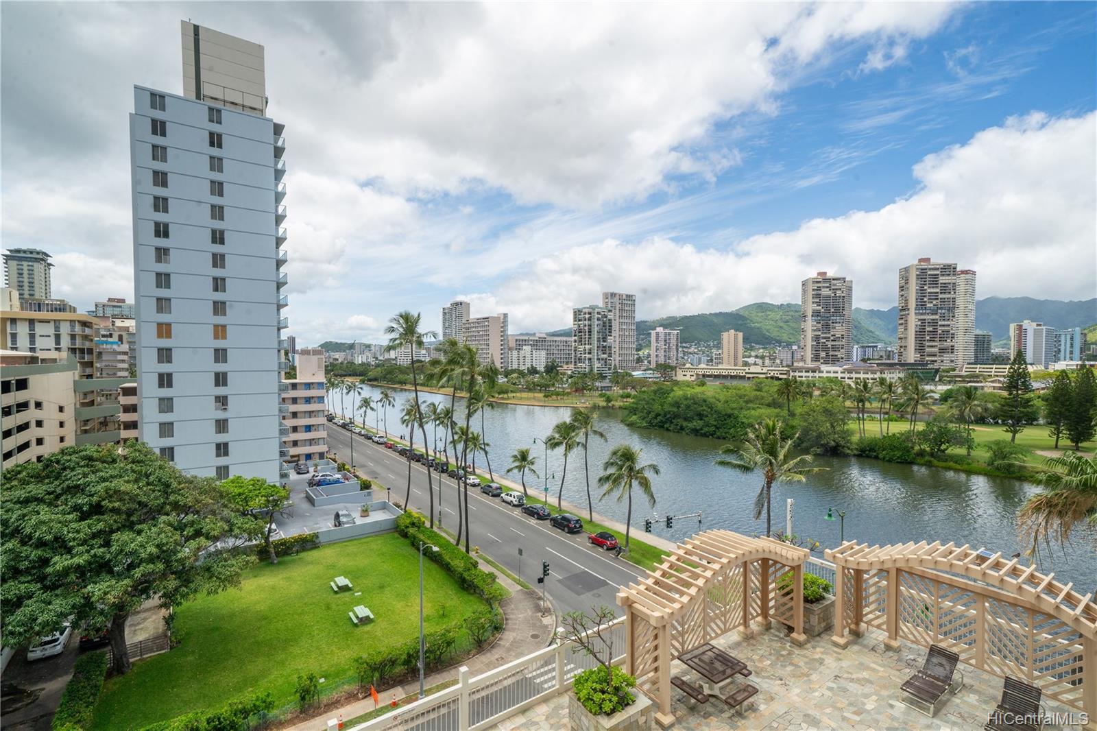 island colony condo # 804, Honolulu, Hawaii - photo 1 of 14