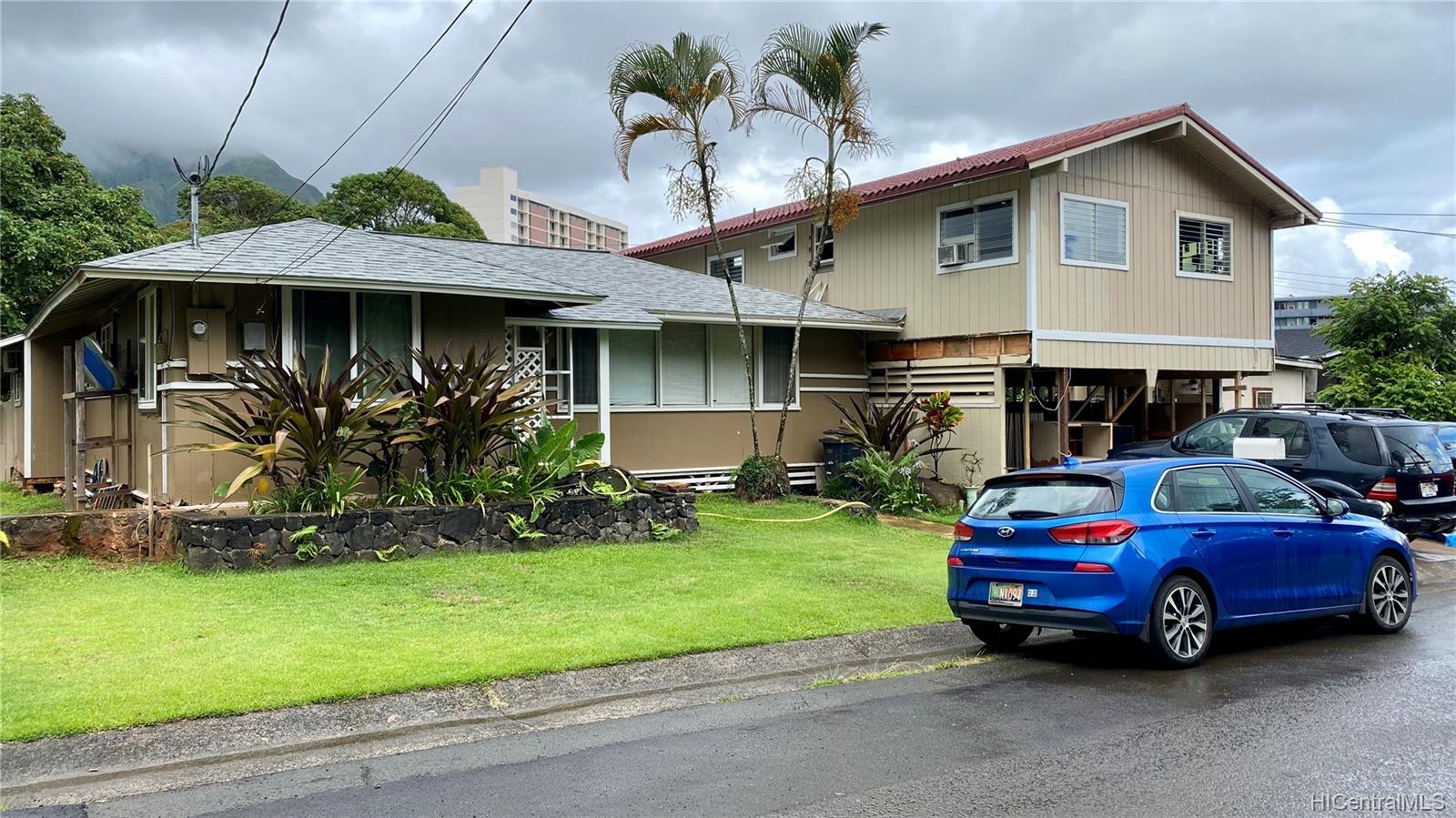 45-1040  Anoi Road Halekauwila, Kaneohe home - photo 1 of 12