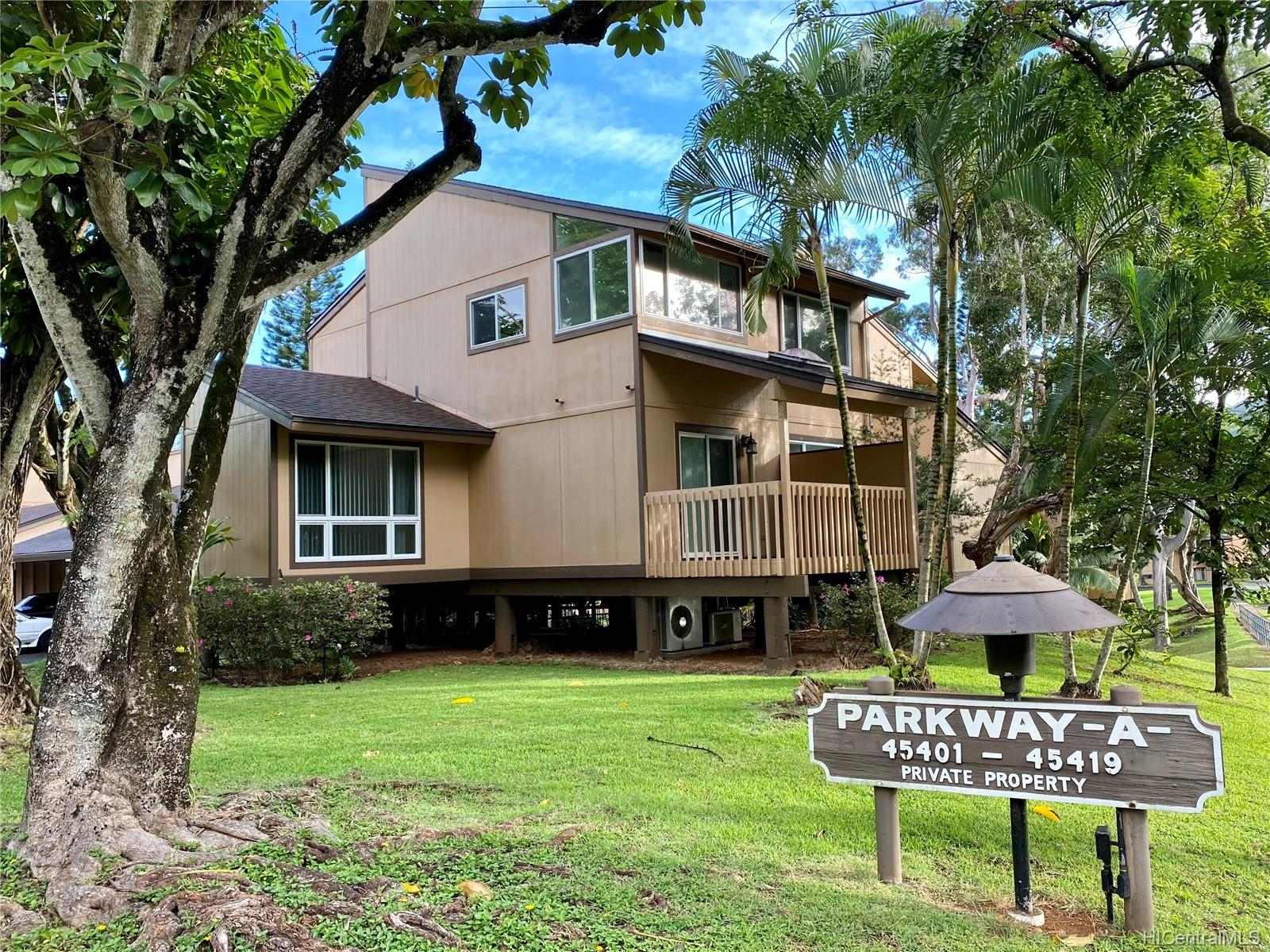 Parkway A condo # 32, Kaneohe, Hawaii - photo 1 of 13
