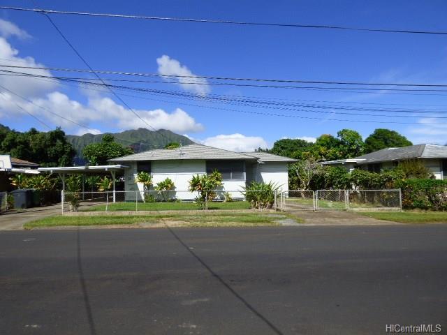 45-463  Makalani St Kaneohe Bus, Kaneohe home - photo 1 of 14