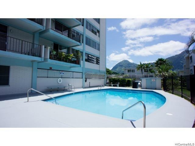 Na Pali Gardens condo # E6, Kaneohe, Hawaii - photo 9 of 10