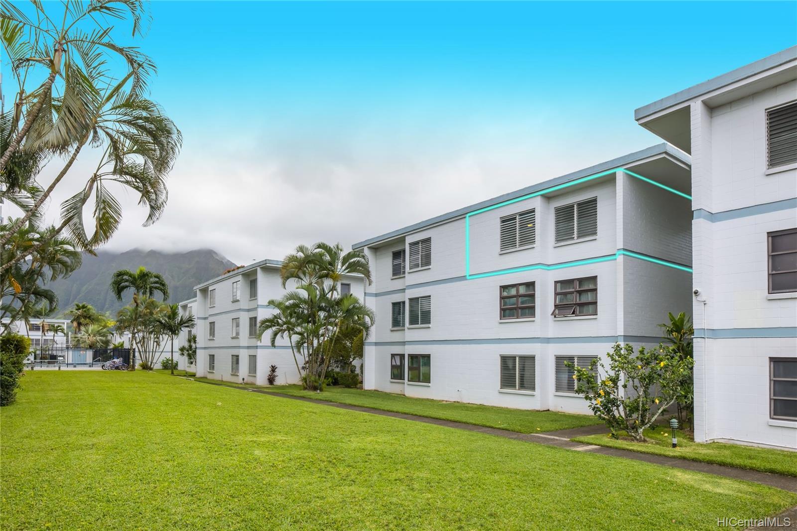 Na Pali Gardens condo # I5, Kaneohe, Hawaii - photo 15 of 20