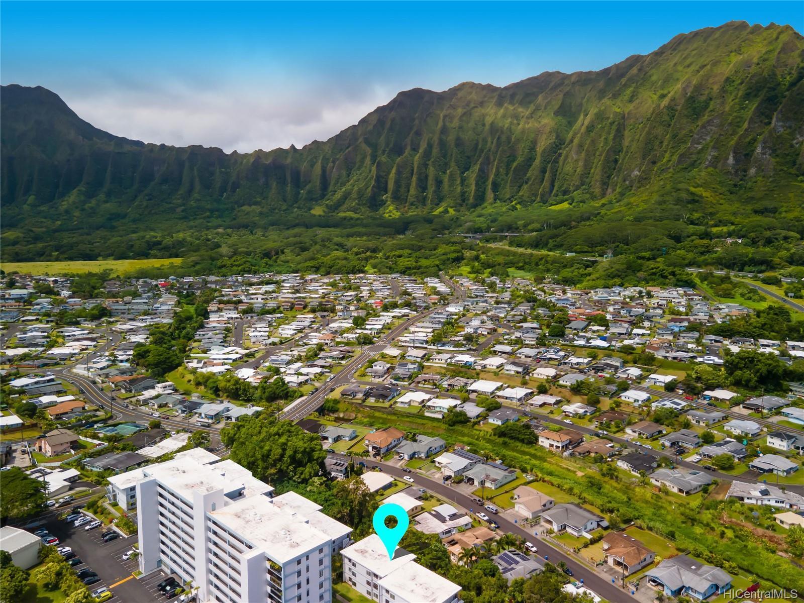 Na Pali Gardens condo # I5, Kaneohe, Hawaii - photo 17 of 20
