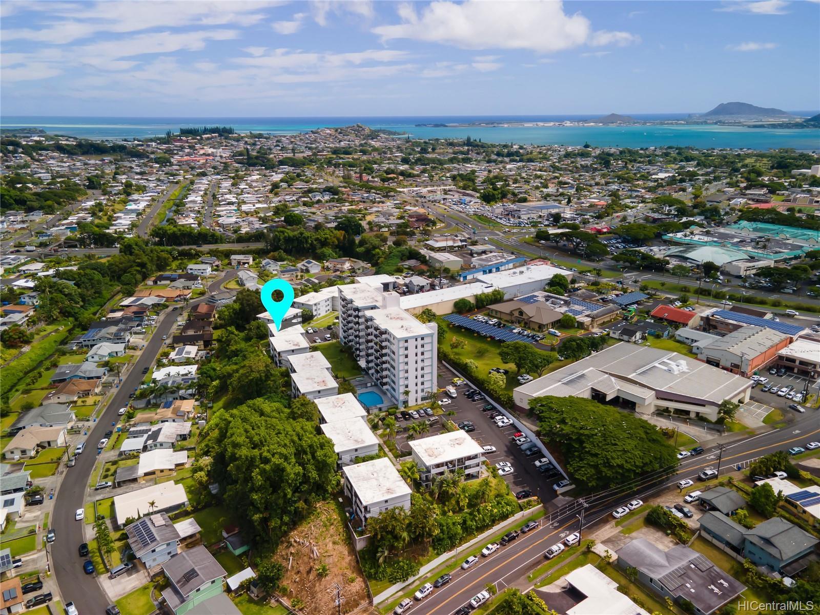 Na Pali Gardens condo # I5, Kaneohe, Hawaii - photo 18 of 20