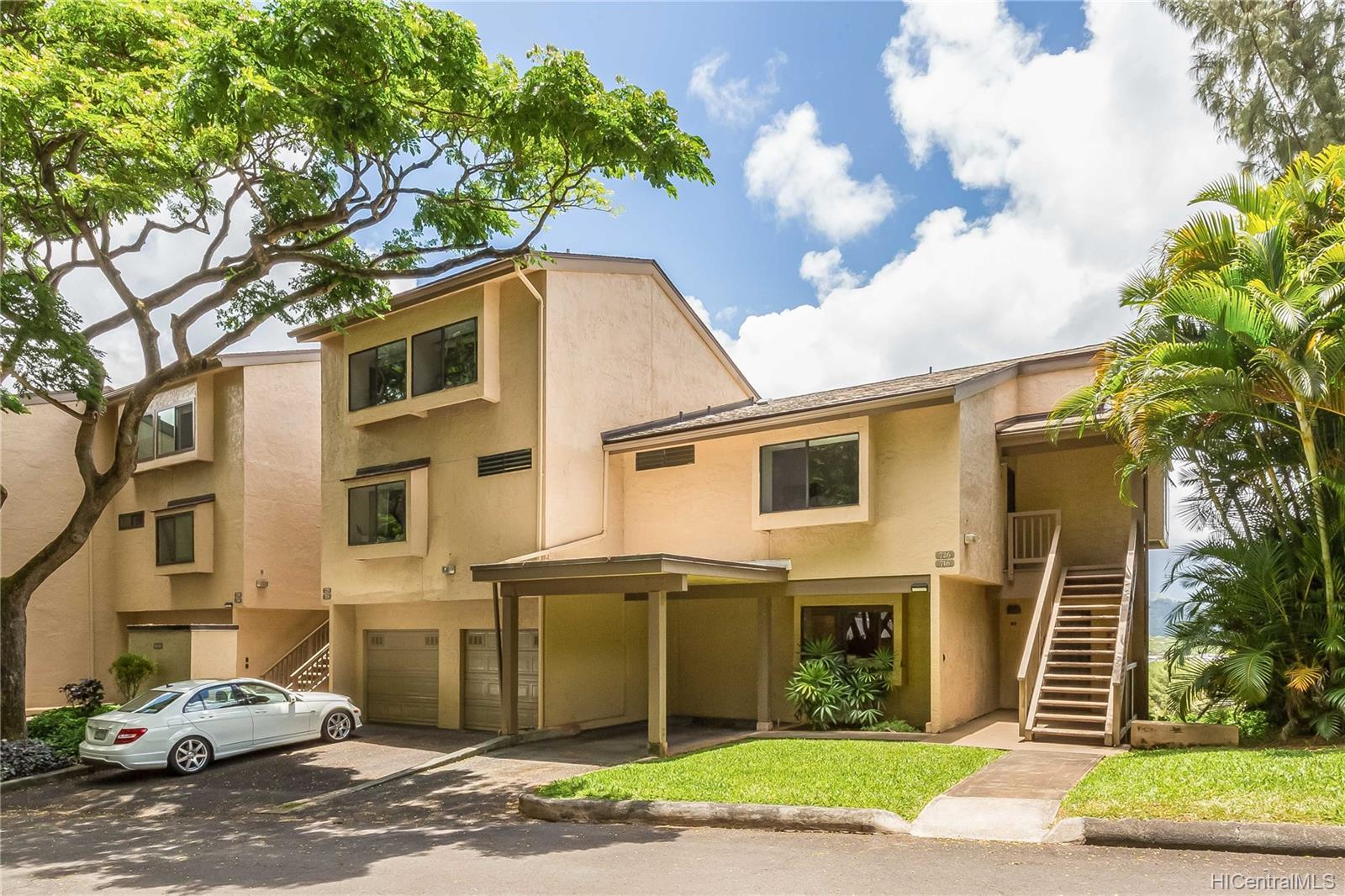 Puu Alii Comm Assoc townhouse # 716, Kaneohe, Hawaii - photo 18 of 23